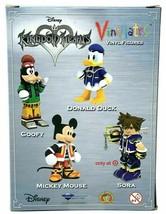 Disney Kingdom Hearts Sora ViniMates Figure Target Exclusive New in Box image 2