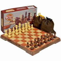 Magnetic Chess Set Standard Chess Travel International Chess Game Board ... - $15.33