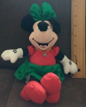 Disney Store Minnie Mouse with pendant Doll Girls Gift - $9.00