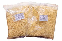 Dutch Garden Shredded, Naturally Smoked Goudam, 2, 2 Lb bags 4 Pounds Total