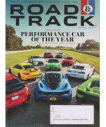 Road & Track December 2017/January 2018 The 2018 Performance Car of the ... - $6.77