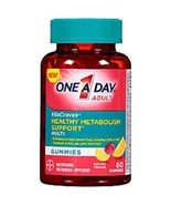 ONE A DAY VitaCraves Adult Healthy Metabolism S... - $14.80