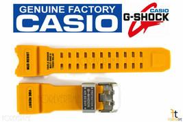 CASIO G-SHOCK Mudmaster GWG-1000-1A9 Original Yellow Rubber Watch Band S... - $118.96