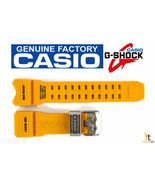 CASIO G-SHOCK Mudmaster GWG-1000-1A9 Original Yellow Rubber Watch Band S... - $138.96