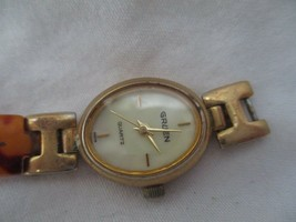 Gruen Analog Wristwatch with Quartz Movement - $29.00