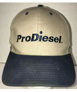 ProDiesel Mens Hat Snapback Baseball Cap Khaki Tan Diesel Engine Parts - £13.36 GBP