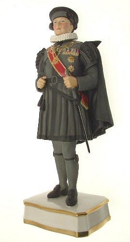 Primary image for Royal Worcester Privy Chamberlain of the Sword and Cape to the Pope in Spanish C