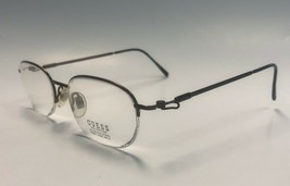 New Authentic Guess Gu 4083 Dark Brown Eyeglasses Frame GU4083 Rx 51-19 - $39.60