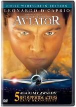 The Aviator DVD 2 Disc 2004 Martin Scorsese Leonardo DiCaprio Cate Blanc... - $8.00