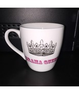 Creative Tops Ltd Coffee Cup / Mug Drama Queen Crown Tiara Pink on White - $9.85
