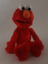 "HASBRO Jim Henson Sesame Street ELMO Plush Stuffed Doll Toy 2014 20"" - $15.88"