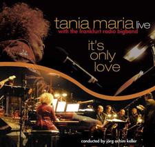 Tania Maria With The Frankfurt Radio Bigband* – It's Only Love -Live  C... - $16.99