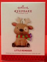 Hallmark Keepsake Ornament Little Reindeer 2013 - $14.99