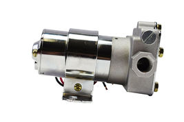 A-Team Performance 30-155 Electric Inline Fuel Pump 12V 155 GPH at 14PSI Chrome image 9