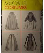 Pattern 4090 sz 6-12 Skirts, Medieval, Renaissance, Renn Faire Middle Ages - $9.99