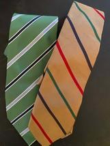 Lands End Izod striped Men's Ties - $11.88