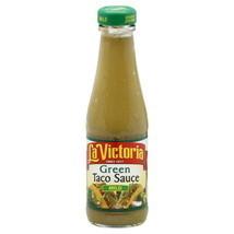 La Victoria Green Taco Sauce, Mild (6 Pack) - $29.59
