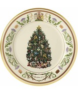 Lenox 2019 Trees Around The World Plate Scotland 29th Annual Doll Christ... - $112.86