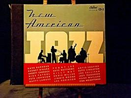 New American Jazz Capitol Album CD-3Schuirrer AA19-1486 Vintage - $49.45