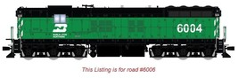 Broadway Limited EMD SD7 BN #6006 Paragon3 Sound DC/DCC HO Scale 4231 - $237.59