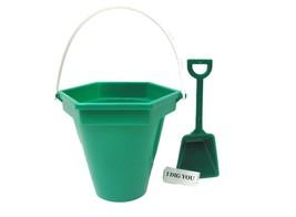 Choice Colors Mfg USA* I Dig You Stickers 50 Small Sand//Beach Buckets Shovels