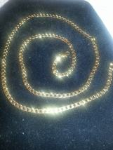 Queens Fortune Treasures 14k Gold filled 24 in cuban chain enchanted 200+ spells - $270.00