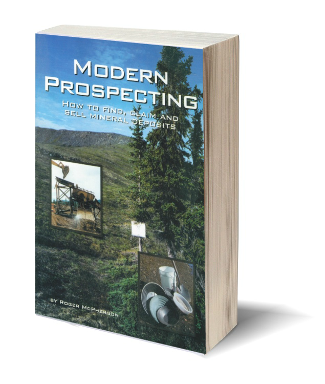 Primary image for Modern Prospecting ~ Gold Prospecting