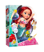 Disney Princess Little Mermaid Sing & Sparkle Ariel Bath Talking & Singi... - $74.99
