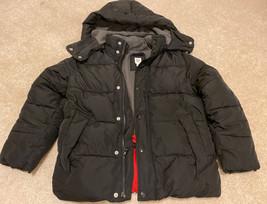 Gap Kids Boys Warmest Puffer Jacket Size Medium Black - $32.71