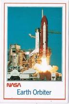 Florida Postcard NASA Earth Orbiter John F Kennedy Space Center Cape Can... - $2.25