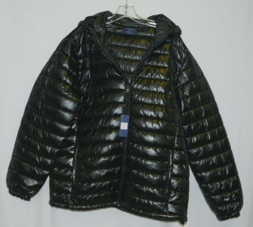 Trust QT152J 100 Percent Polyester Coat Color Black Size 2XL