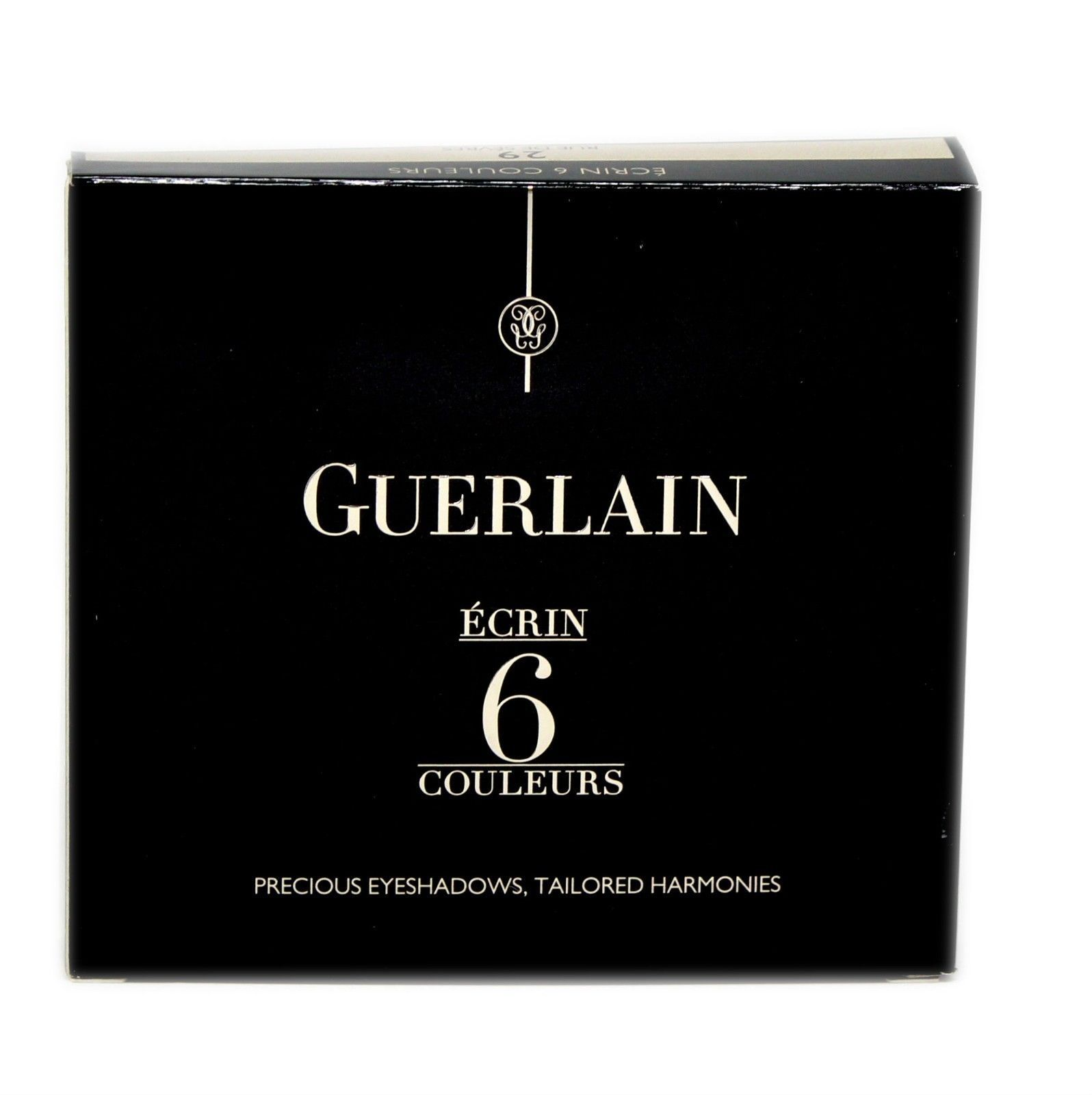 Primary image for GUERLAIN ECRIN 6 COULEURS PRECIOUS EYESHADOWS,TAILORED HARMONIES 7.3G #29-G41049