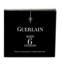GUERLAIN ECRIN 6 COULEURS PRECIOUS EYESHADOWS,TAILORED HARMONIES 7.3G #2... - $71.78