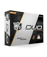 Wilson Staff DUO Professional Golf Ball (Professional|Professional White) - $44.49