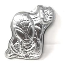 Wilton 2004 Marvel Comics SPIDER-MAN Hero Birthday Party CAKE PAN Mold 2... - $19.95