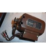 Singer 306K Motor #BAJ3-8 o.53 Amp Motor On Mounting Bracket Tested Works  - $20.00