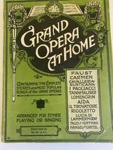 Grand Opera At Home Whole World Series Green, #3, 1944 - $7.86