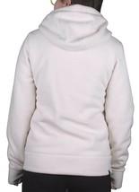 Bench Womens Seedpearl Needful Zip Thru Hooded Fleece Jacket Hoodie BLEA3384 NWT image 2