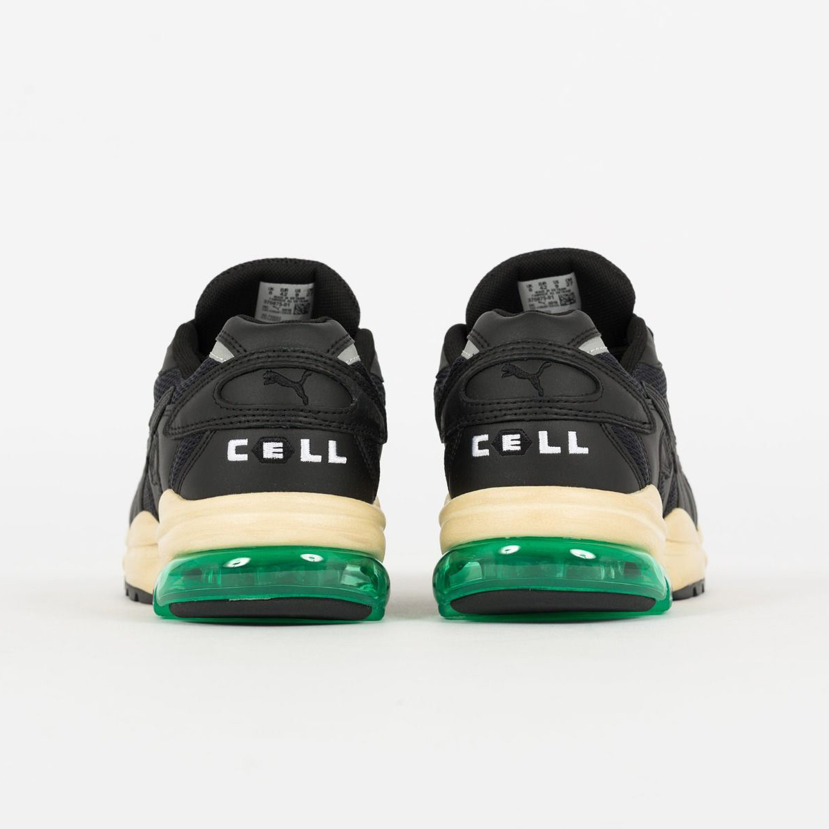RHUDE x Puma Cell Alien (Puma Black/ Navigate/ Tan/ Green) Men 8-13