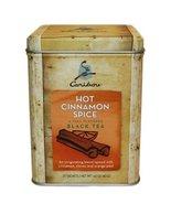 2 - Caribou Tea Tins 20 - Sachets per Tin (Hot Cinnamon Spice Tea) - $32.66