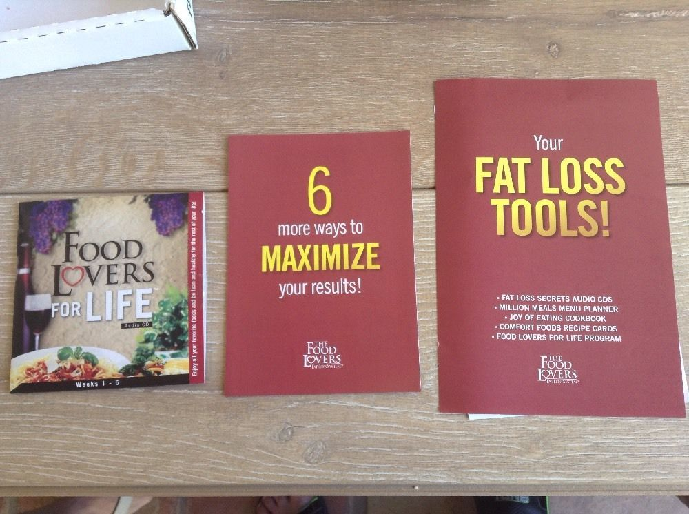 The food lovers 21 day transformation diet and 50 similar items the food lovers 21 day transformation diet system 2 free bonus gifts incomplete forumfinder Choice Image