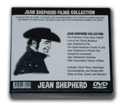 Jean Shepherd Movie/TV shows Collection/14 DVD BOX SET - $48.62