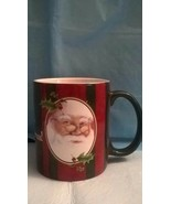 """Believe.Christmas ceramic Santa mug art by Sherri Buck Baldwin  - $12.86"