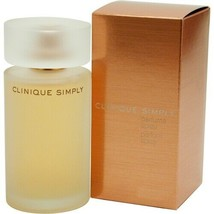 Clinique SIMPLY Perfume Parfum Spray Womans Scent 3.4oz 100ml NeW in BoX - $199.50