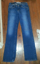 "EXPRESS Precision Fit Womans Jeans Size 28"" Inseam 31"" Front Rise 7"" Rear 11.5"" - $17.96"