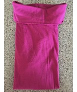Girl's Heattech Fuchsia Long Sleeve Turtleneck Pullover (3-4) - $7.70