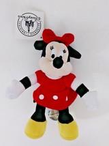 "Minnie Mouse Magnetic Plushy - Authentic Original Disney Parks - 6"" -  NWT - $13.99"