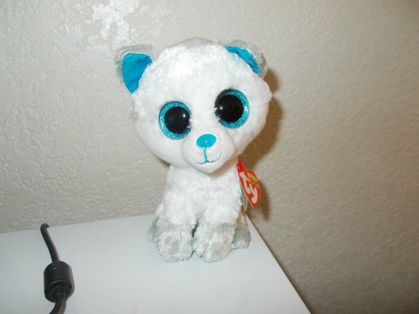 SIS the Cocker Spaniel Dog Internet Exclusive MWMT 6.5 inch TY Beanie Baby