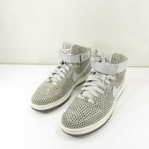 Nike Air Force 1 Womens Sneakers US 9 AF1 Ultra Mid Polka Dot 654851-012 - $23.36