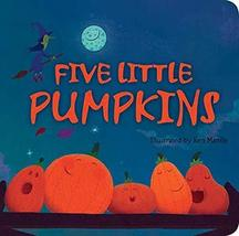 Five Little Pumpkins (Padded Board Books) [Board book] [Sep 01, 2010] Ti... - $4.97